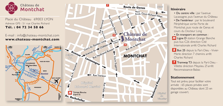 LE-CHATEAU-DE-MONTCHAT-LOCATION-SALLE-LYON-PLAN-ACCES