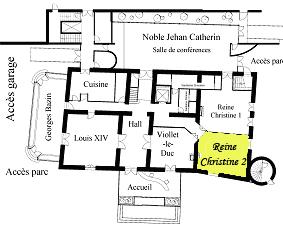 Plan Reine Christine 2