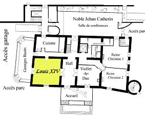 Plan LouisXIV