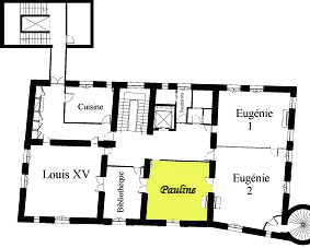 Plan Salle Pauline