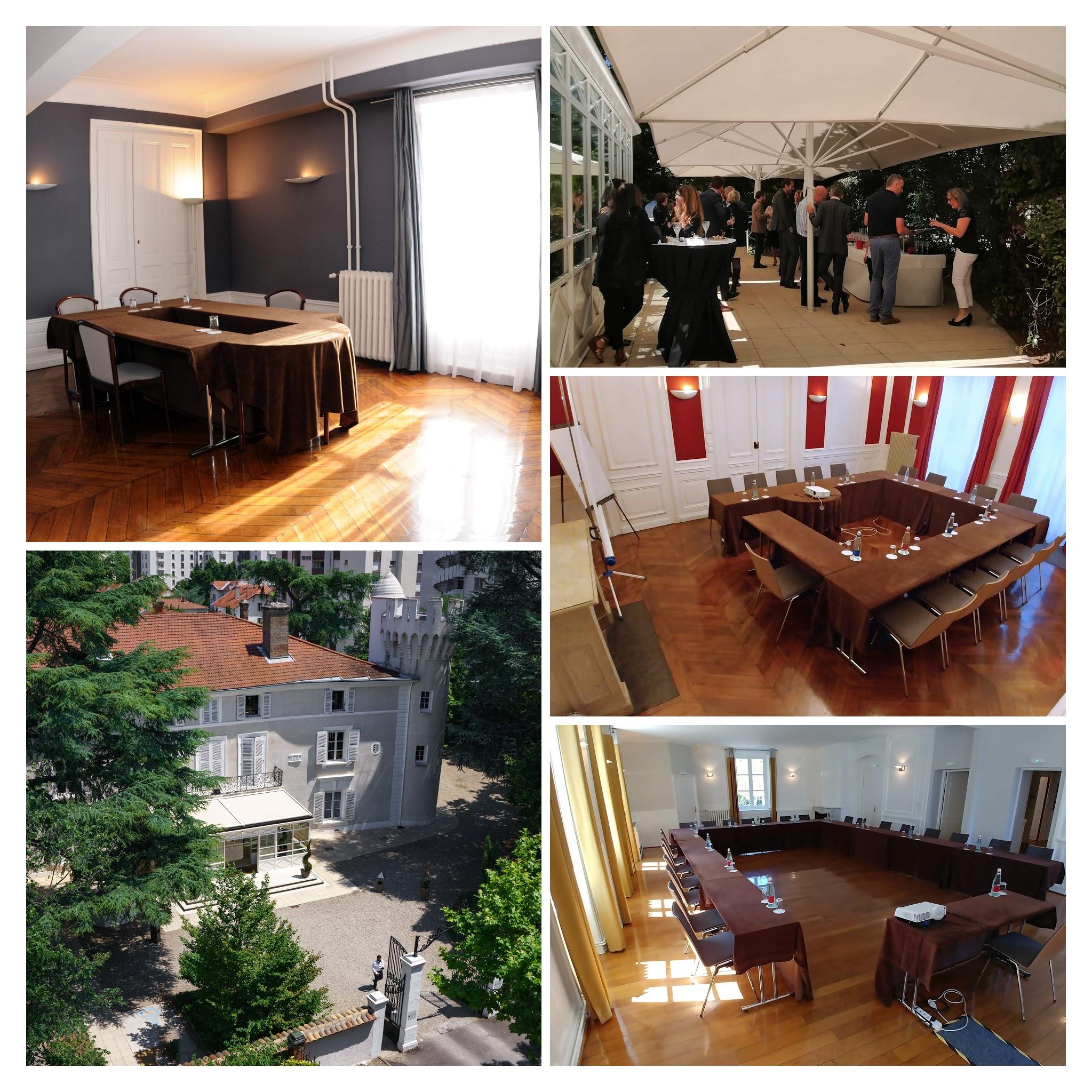 #Déconfinement progressif: le Château de Montchat prêt à vous accueillir!
